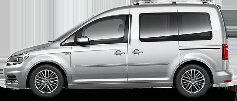 Wypożyczalnia samochodów Toruń Volkswagen Caddy Life